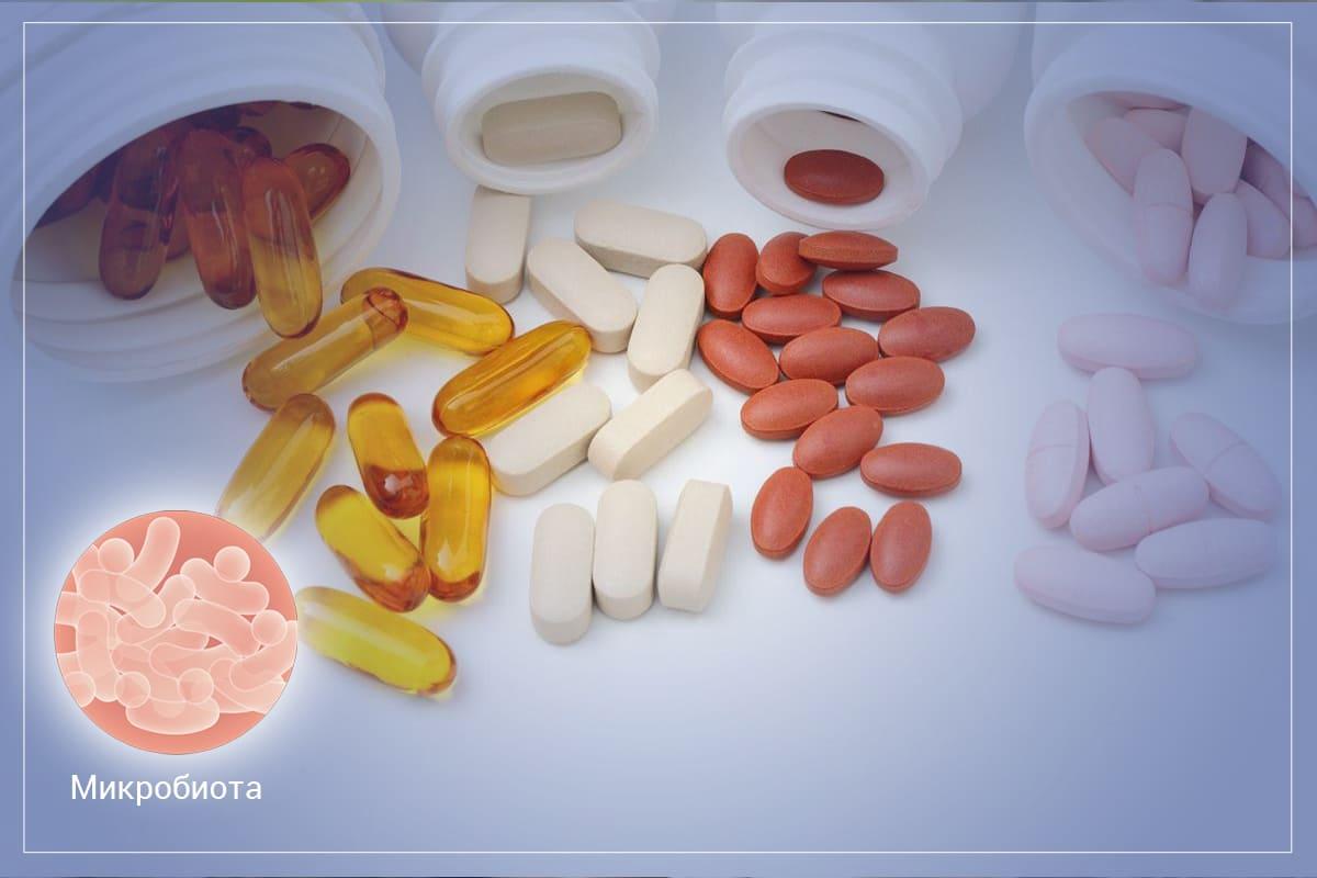 Пребиотики, пробиотики и метапребиотики